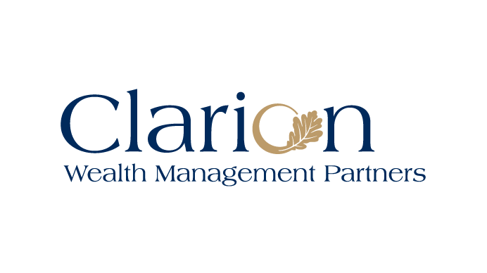 Clarion Wealth Management Partners in VA logo design