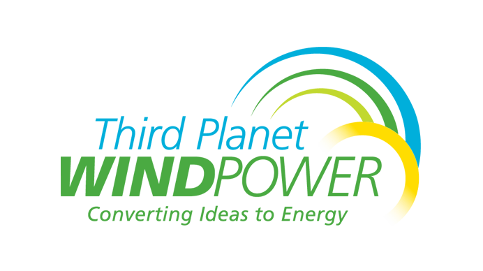 branding third planet wind power brand design inc