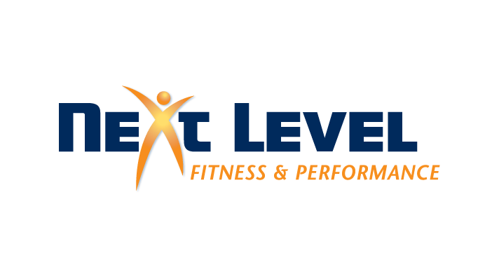 Next Level Fitness & Performance in Haymarket VA logo design