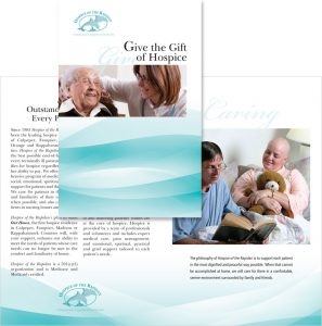Hospice of the Rapidan in Virginia brochure