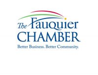 The Fauquier Chamber in VA logo design