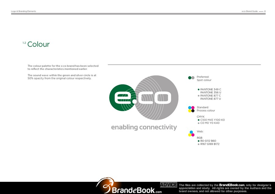 Brand Manual Corporate Identity Guidelines PDF Download