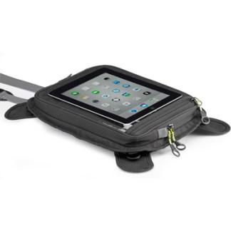Givi EA112B Motorcycle Tank Bag Tablet Holder