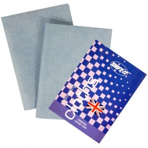 Shift-It Motorcycle Helmet Polishing Cloth x 2