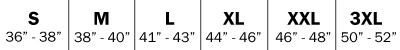 Alpinestars Jacket Size Chart