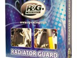 R&G Radiator Guard Aprilia RSV4 RF 2015 on Titanium