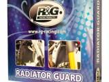 R&G Radiator Guard Aprilia RSV4 RR 2015 on Titanium