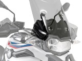 Givi D5127S Motorcycle Screen BMW F850GS 2018 on Smoke