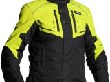Jofama Neptune Textile Motorcycle Jacket Black Yellow