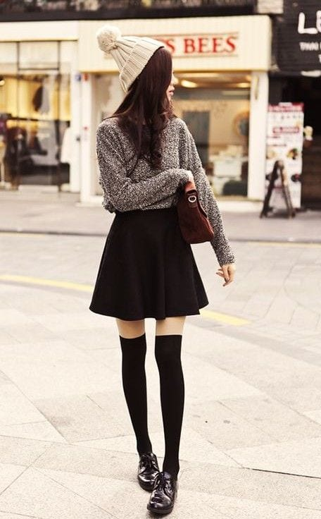 Korean Simple Outfit