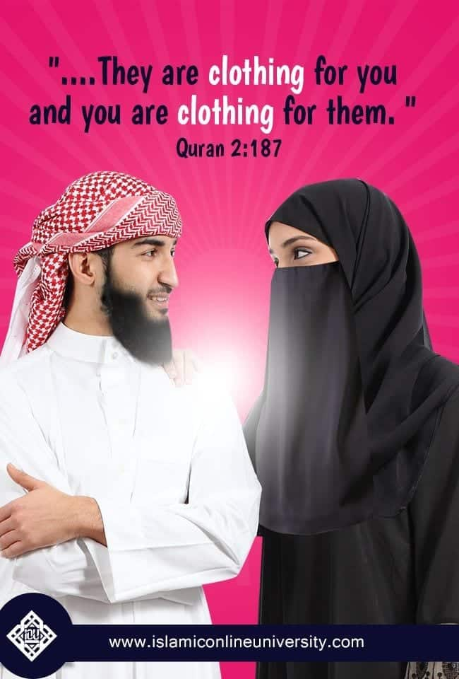 50 Best Islamic Quotes For Muslim Marriage Wedding Cards
