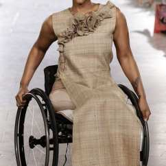 Wheel Chair Ramp Chicco High That Attaches To Table Top 10 Disabled Female Models From World You Must Know