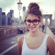 cute nerd hairstyles girls