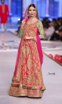 Bridal Sharara Designs - 20 New Designs and Styles to try
