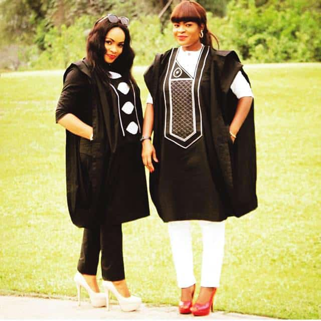 Traditional-Agbada-Style Agbada Outfits for Women - 20 Ways to Wear Agbada in Style
