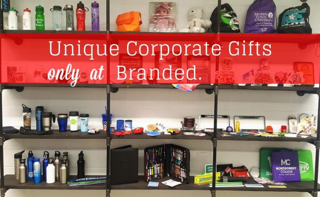 Unique Corporate Gifts Your Clients Will Love Branded