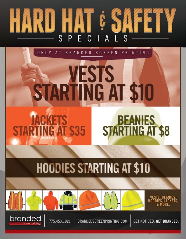 Safety wear Ad