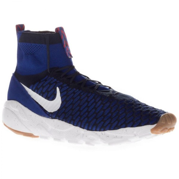 Nike Men' Air Footscape Magista Flyknit Top Trainers