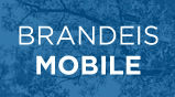 Connect to Brandeis Mobile website.