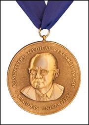 Rosenstiel Medal