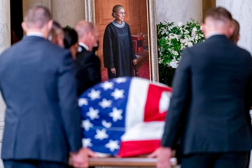 Ginsburg's services