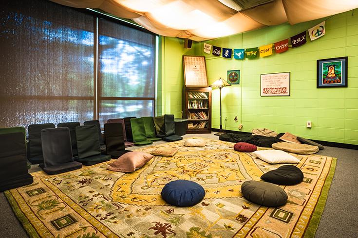 Peace Room  Sacred Places  Center for Spiritual Life