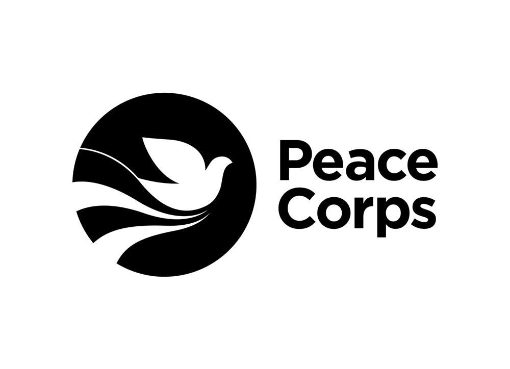 Así se ha modernizado el logo del Cuerpo de Paz americano