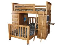 Bunk Beds | Amish Furniture by Brandenberry Amish Furniture
