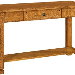 Amish Built Sofa Tables Bedroom Couch Brockport Table Brandenberry Furniture