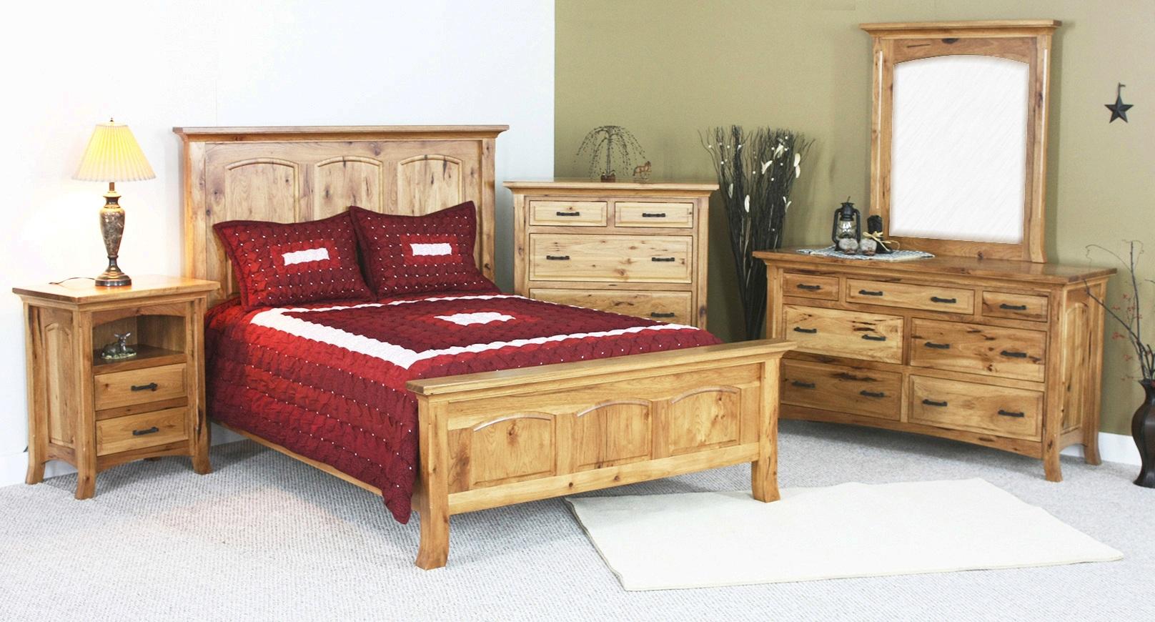 Bedroom Sets  Amish Bedroom Collection  Brandenberry