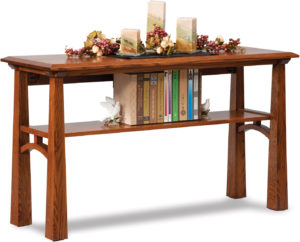 amish built sofa tables pit sectional furniture by brandenberry artesa table