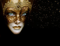 Peta - Golden Mask, by pareeerica