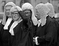 Judge me not, by Steve Punter