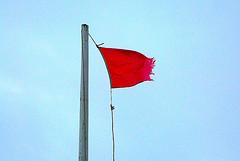 The Red Flag, Tim Green aka atoach