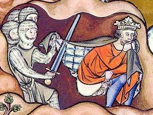 Saul ja Daavid luolassa