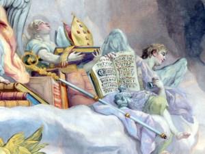 """""""Sen tähden he ovat Jumalan valtaistuimen edessä..."""""""