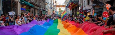 Brand g Reunites with Prague Pride