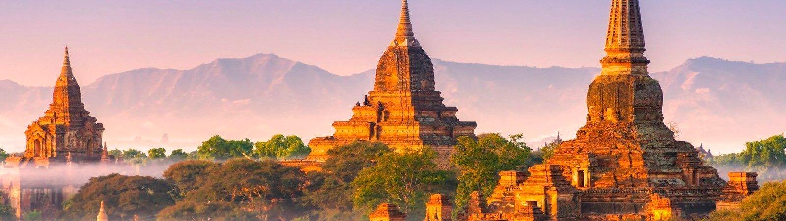 Where is Myanmar?