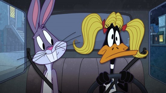 Daffy Duck in Drag cartoon characters in drag