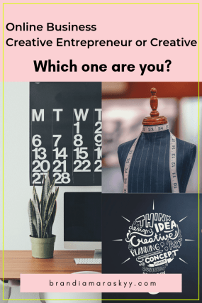 online business, Creative entrepreneur, or creative. Which one are you BTV Brandi Amara Skyy CP