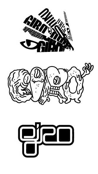 giro product graphics