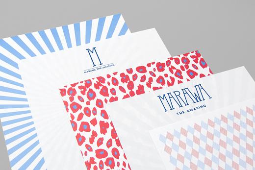 Marawa The Amazing Identity Design 13