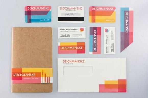 Deichmanske Main Library Identity 01