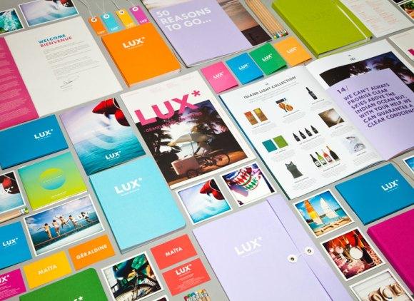 Lux Identity collateral design 01