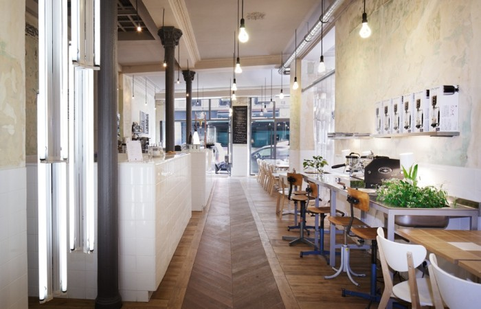 restaurant interior brand design 04