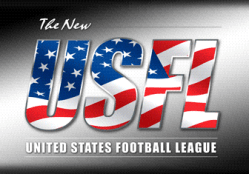 USFL New Logo