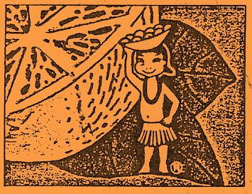 Tropic-Ana, Mascot of Orange Juice