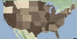 Sales Tax Across U.S.