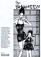 Alfred Shaheen Hawaii Fashion