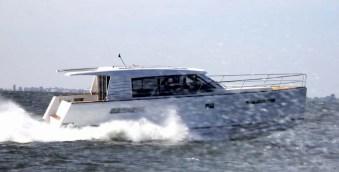 Fjord Boats 40 feet